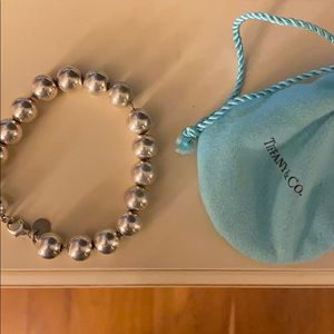 Tiffany ball bracelet